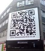 QR Code in London