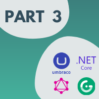 Headless on Umbraco .NET Core Part 3: Setup GraphQL API and Connect Back-end and Front-end